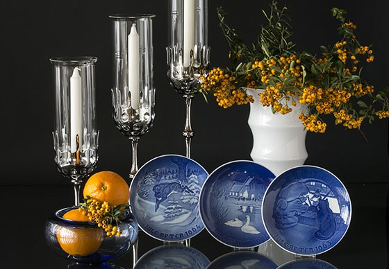 Bing & Grondahl Christmas plates