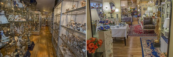 Photos from our shop in Odense - Denmark